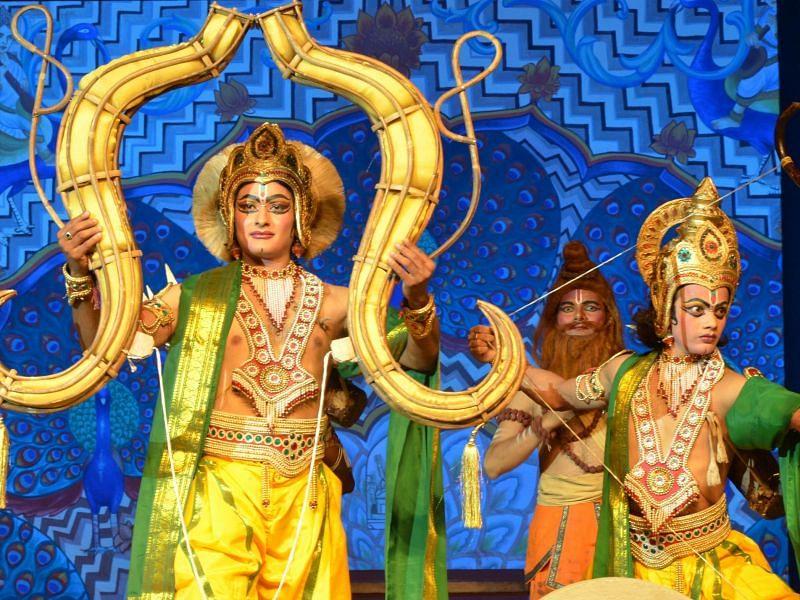 304943-ramlila-staging-by-shriram-bharatiya-kala-kendra