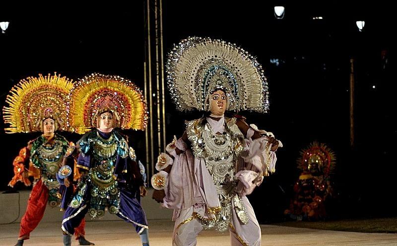 7-Chhau-Dance