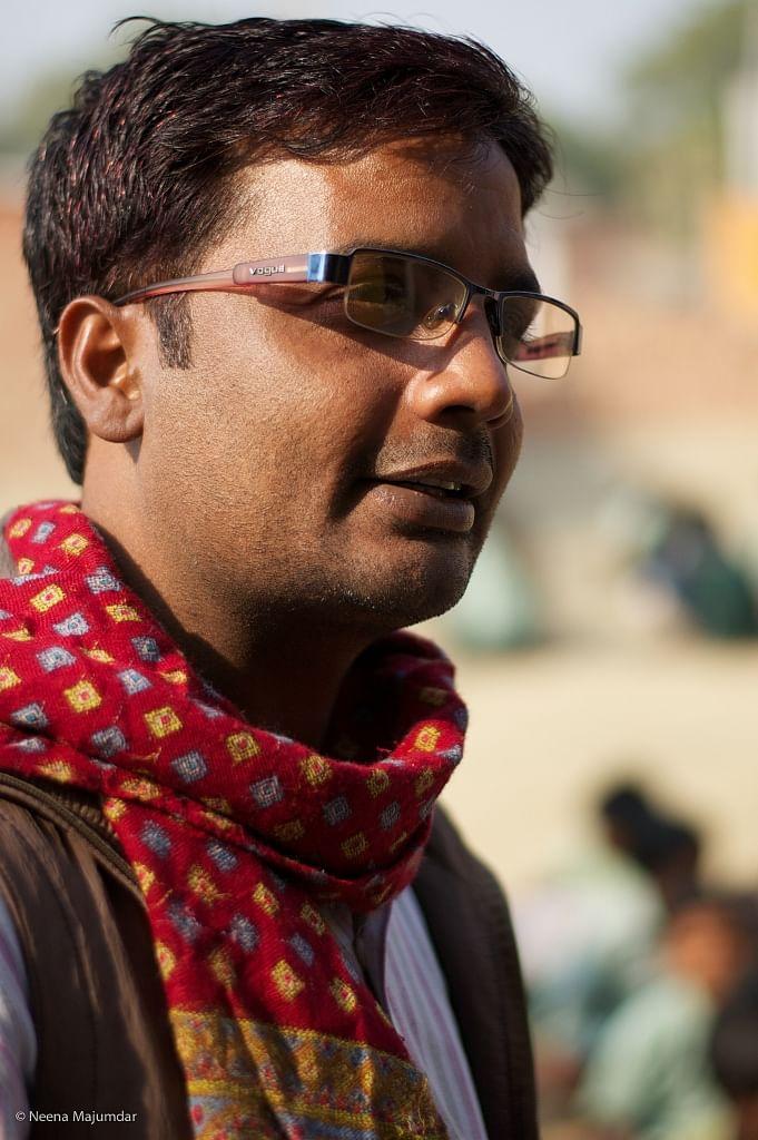 Nandlal Master (Photo: Neena Majumdar)