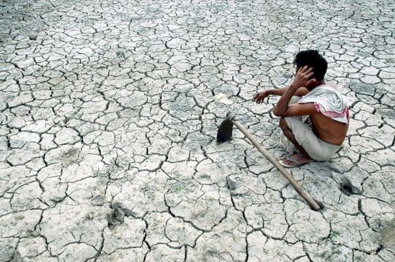 Often society pressure and vicious circle of debts leads farmers to commit suicide.