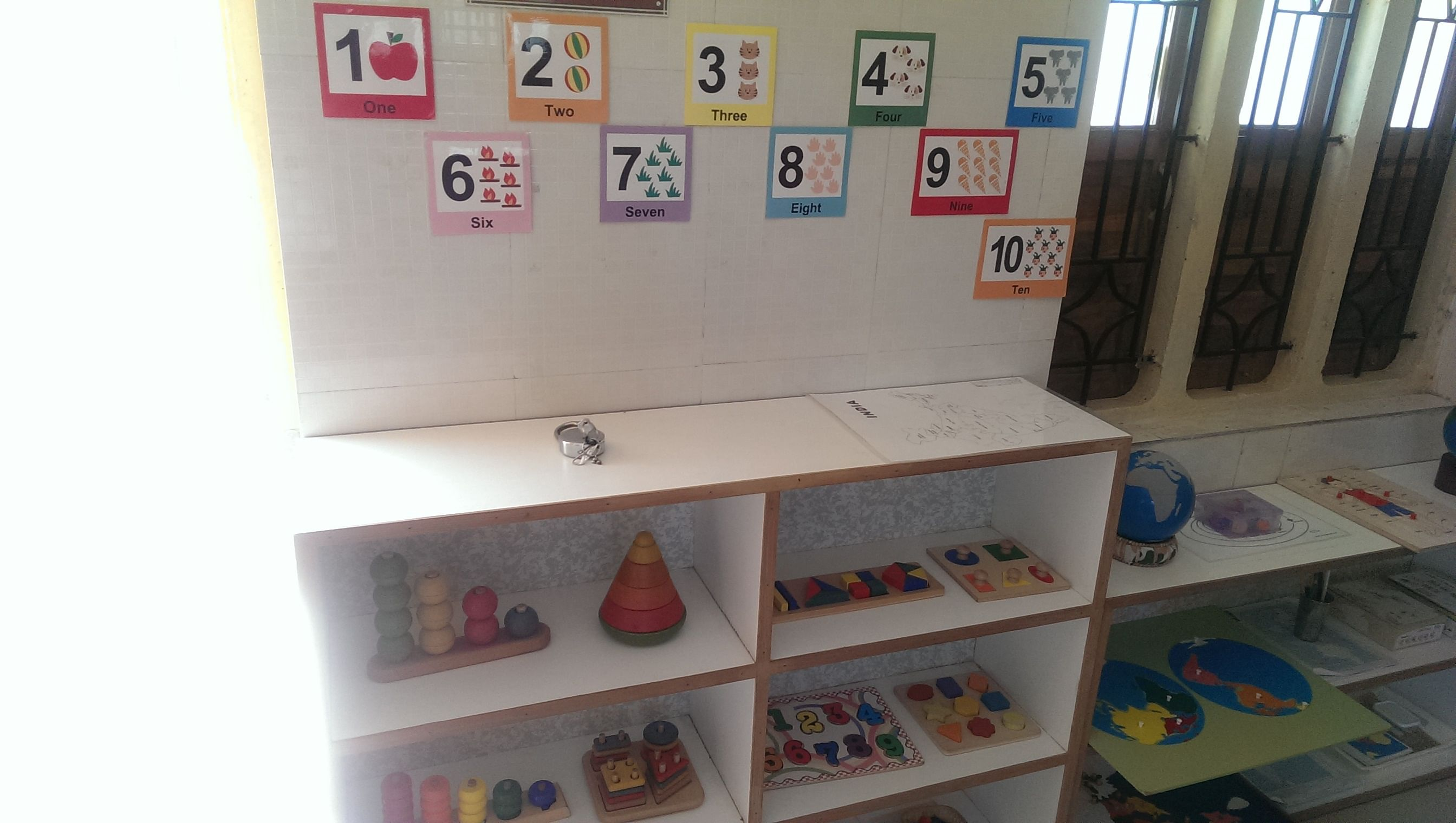 In 2013, Negi converted a playschool into a montessori.
