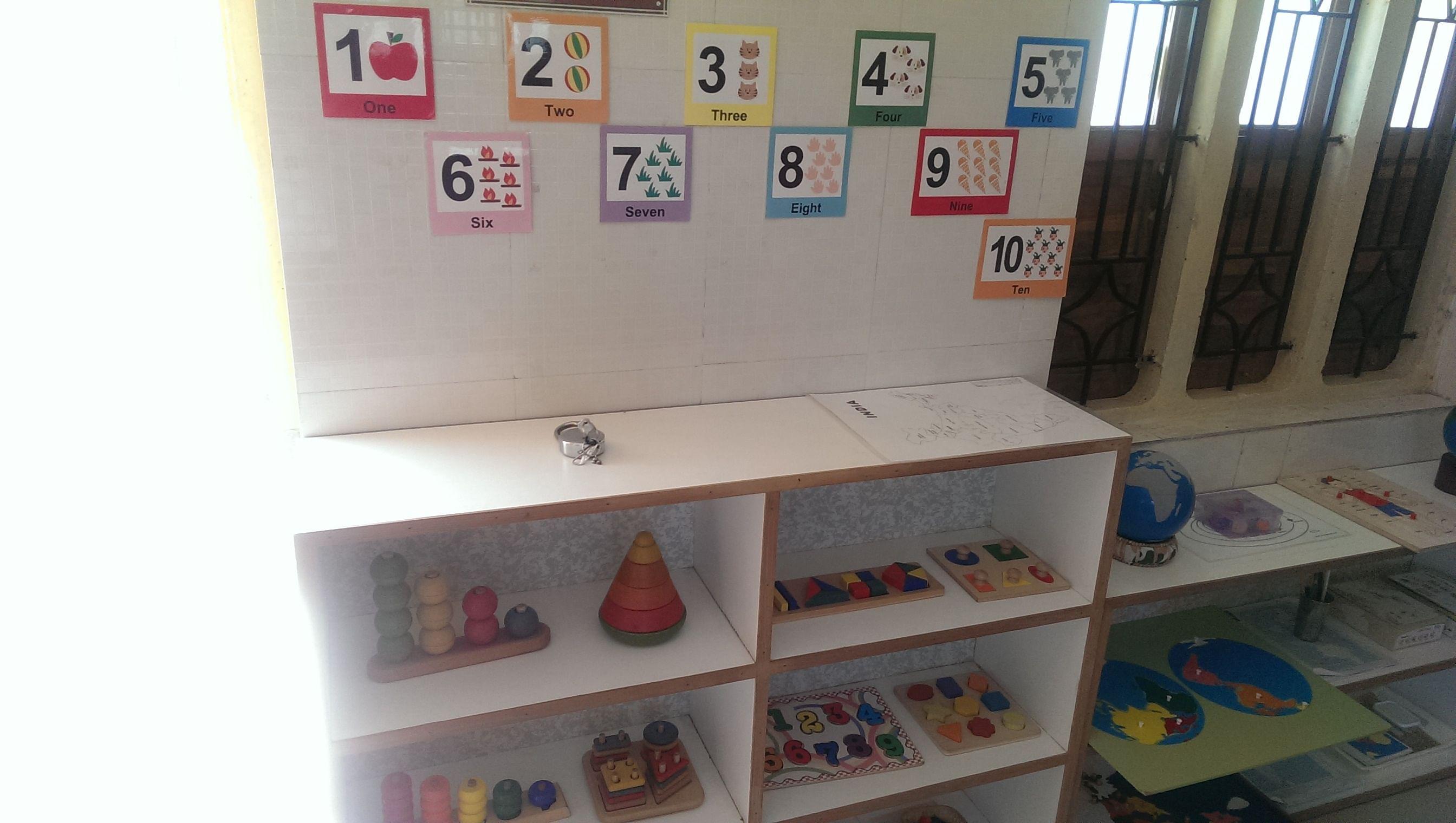 In 2013, Negi converted a playschool into a montessori.