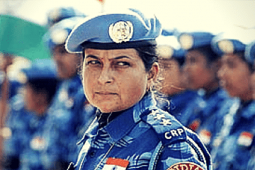 India in UN Peacekeeping