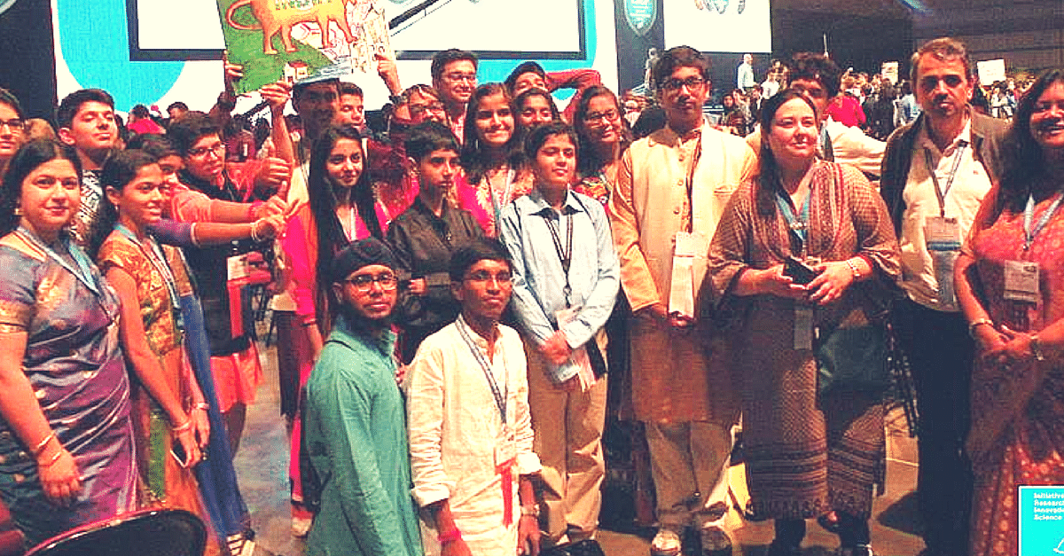 7 Brilliant Young Indian Students who Won Awards at the Prestigious Intel Science Fair