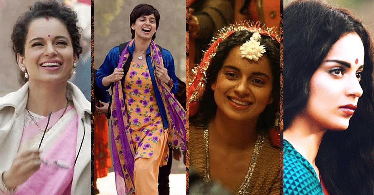 5 Reasons why Kangana Ranaut is the true revolutionary Queen of Hindi  Cinema - The Better India