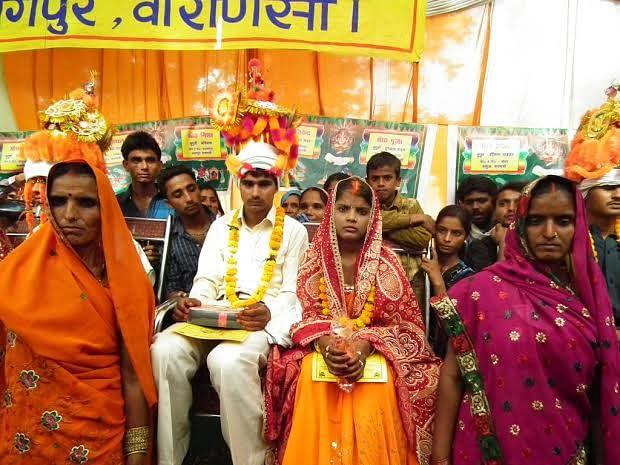 Loksamiti has organized over 700 weddings so far.