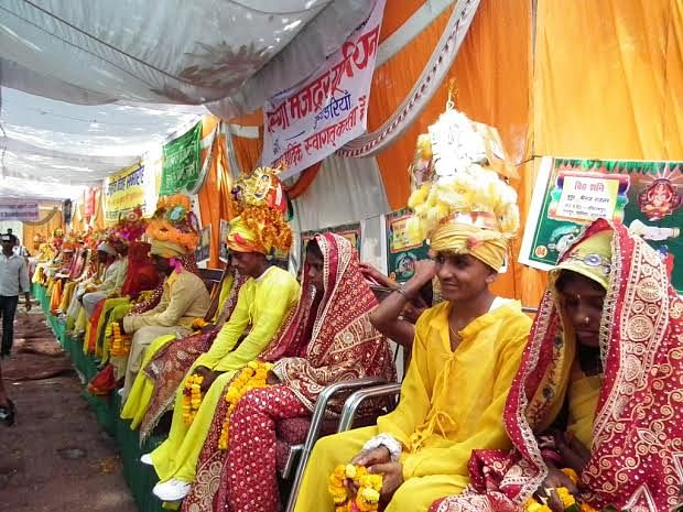 People spend way too much money on weddings according to Nandlal