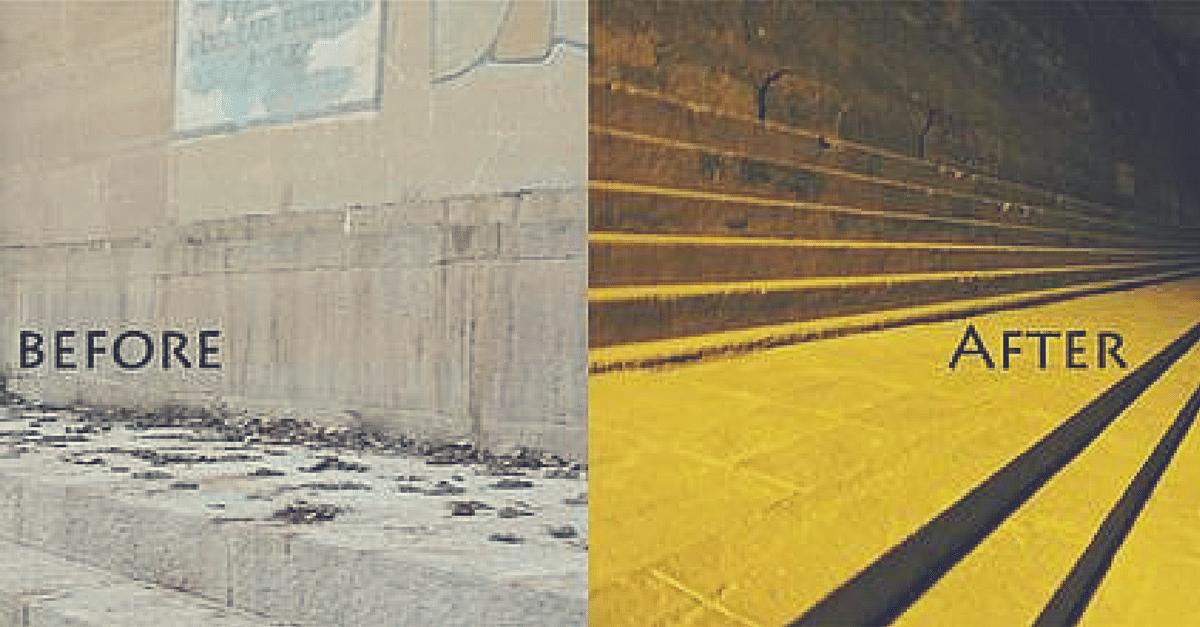 How 2 girls, a boat ride and social media transformed the filthy ghats of Varanasi.