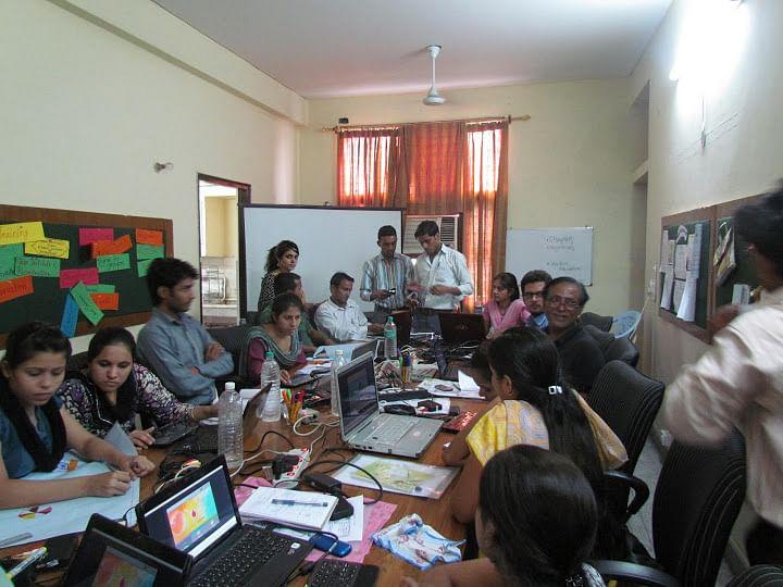 Teacher training for using WebBox