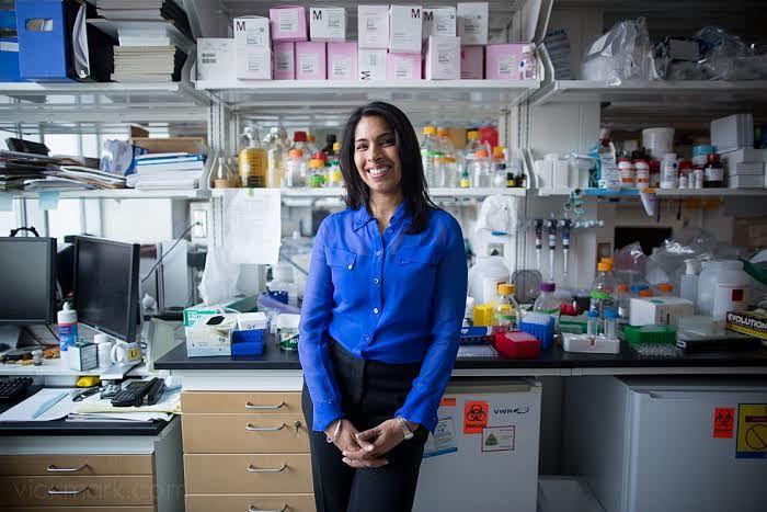 Sangeeta Bhatia, M.D., Ph.D.Director, Laboratory for Multiscale Regenerative Technologies at MIT in Cambridge, MA.