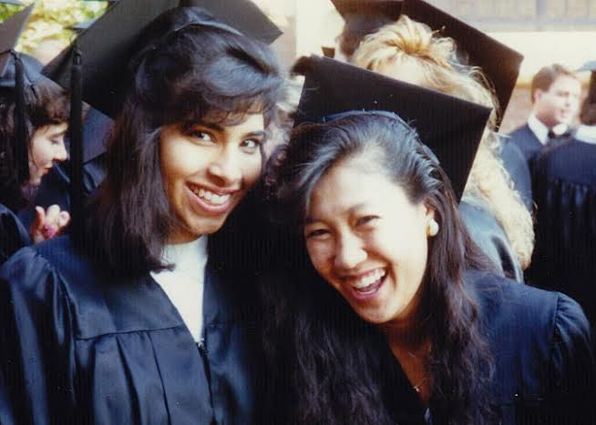 Graduation ceremony at Brown University.