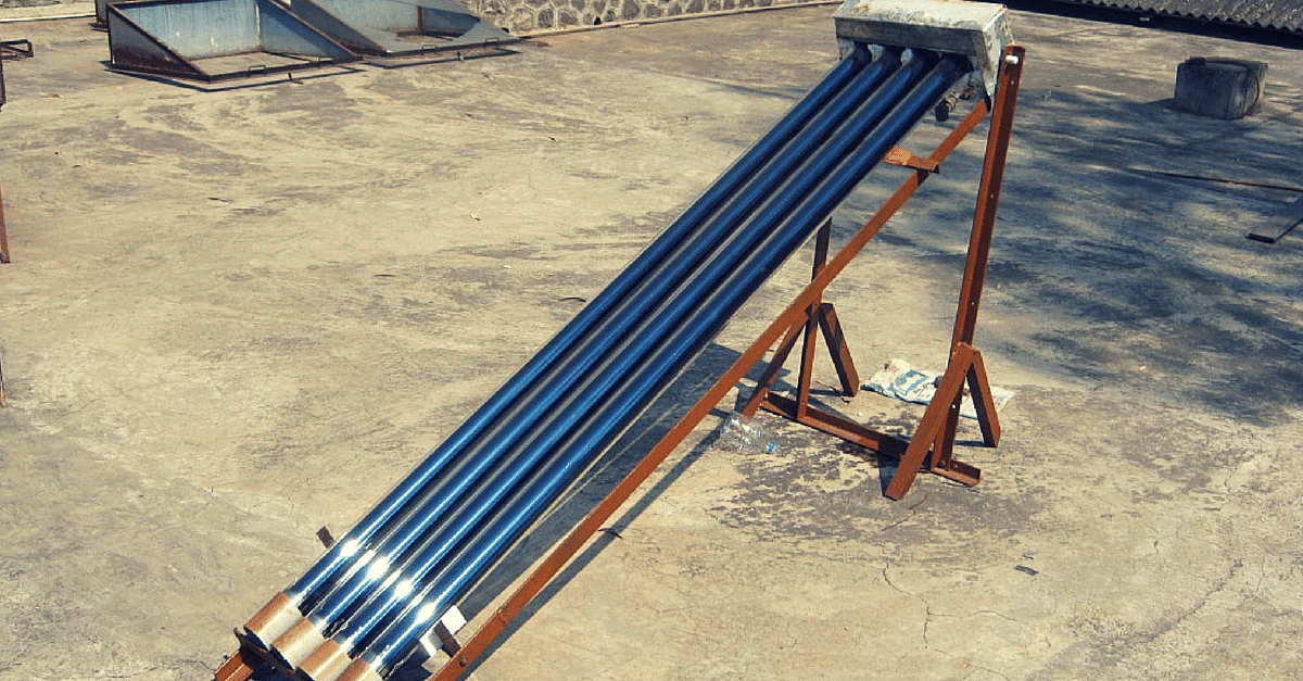 An Old Saree, Glass Tubes and Sun – All you need for a revolutionary Water Purifier!