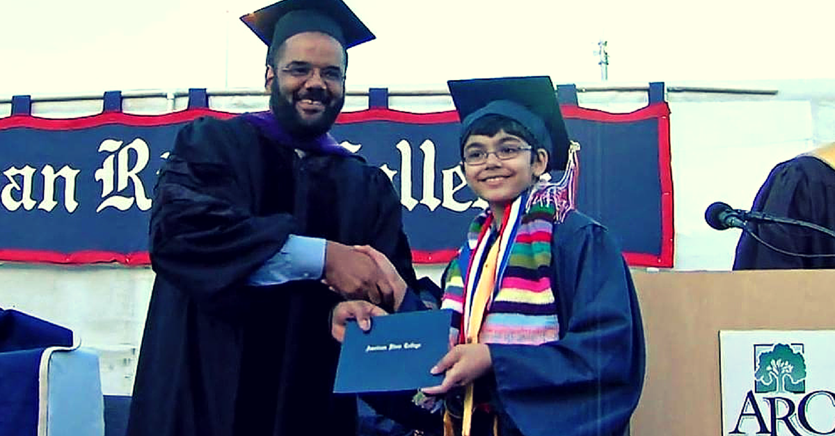 10 things you should know about Tanishq Abraham: The 11 year old Indian American High School graduate