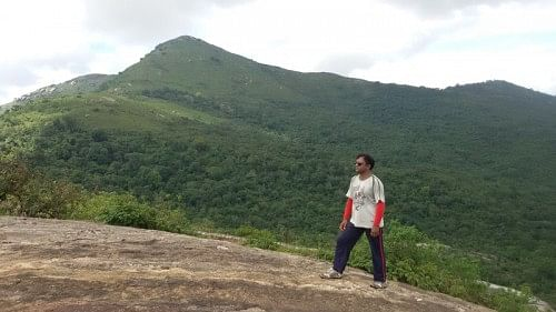 Jindhagada-Peak