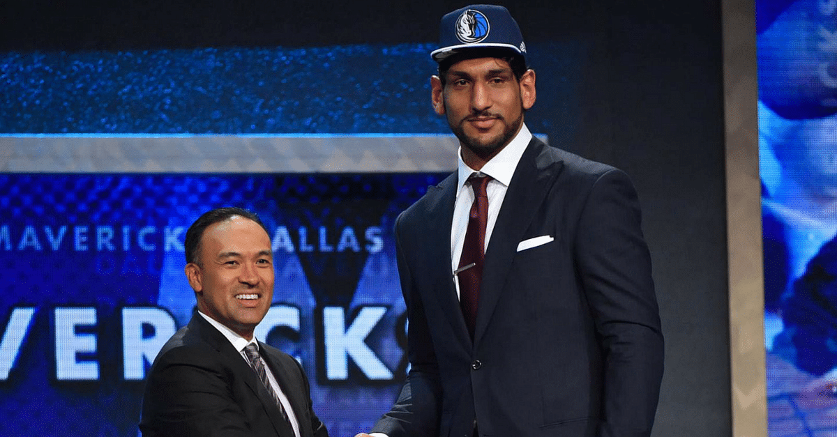 12 Things You Need to Know about the First Indian-Born Basketball Player to be Drafted into the NBA