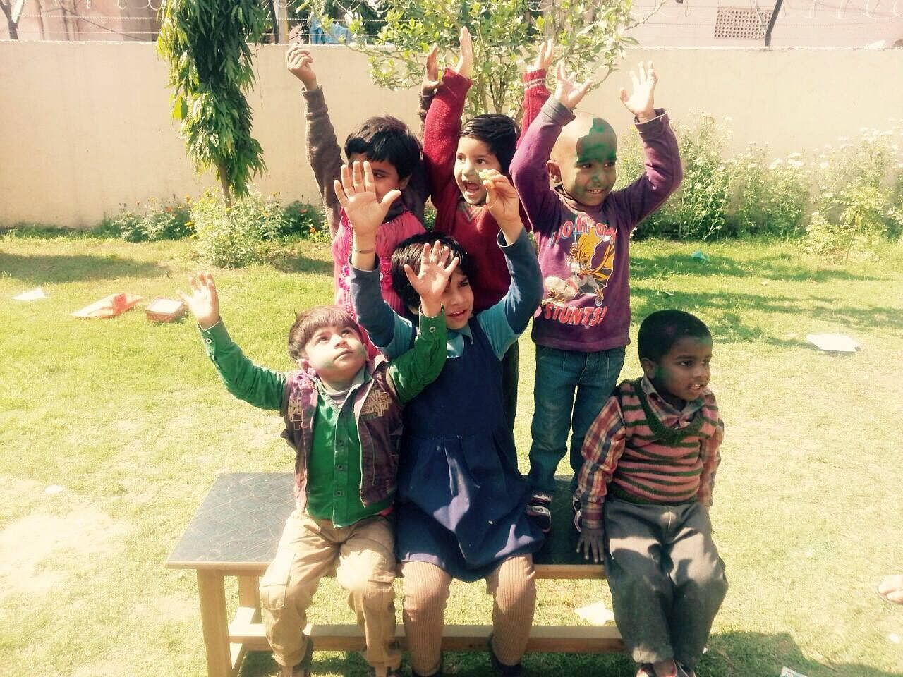 Suniye enables the kids with hearing impairment become part of the mainstream society.