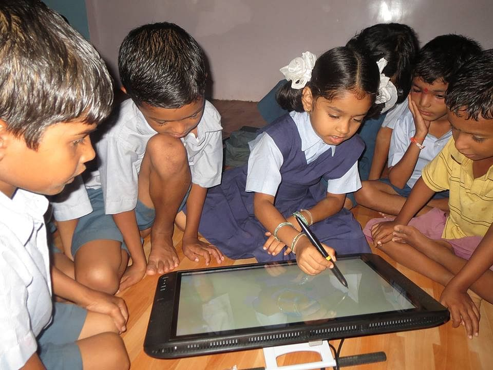 This digital school does not have any books.