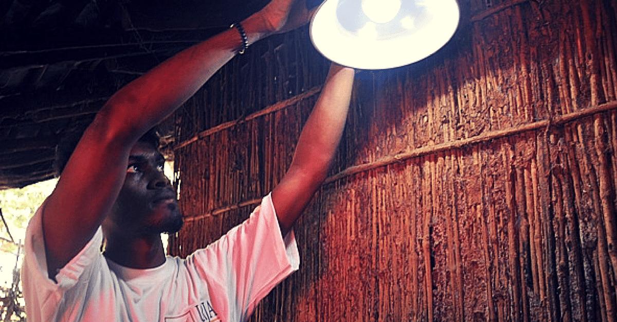 How One Man got his Slum to use Solar Power