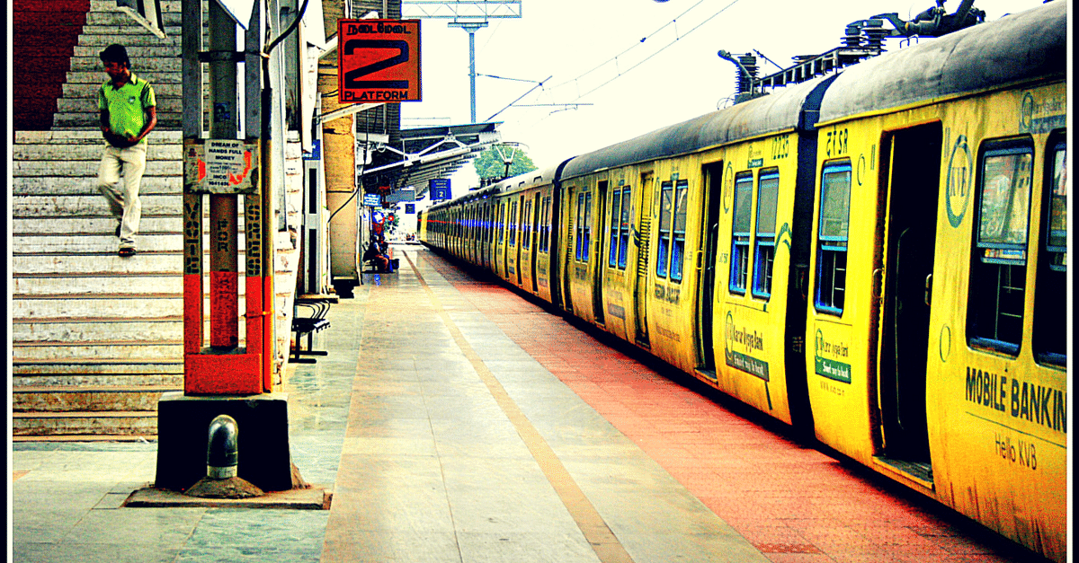 Delhi Railway Stations to Get Escalators & Elevators for the Elderly & People with Disabilities