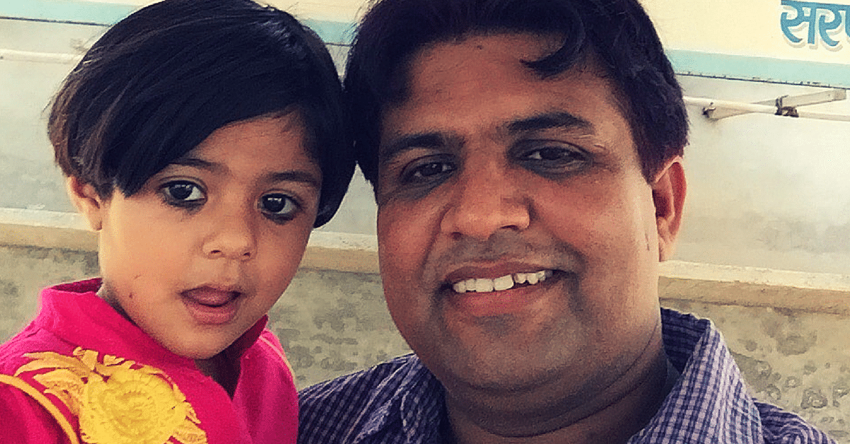 This Haryana Village Sarpanch started the 'Selfie with Daughter' Campaign to Save the Girl Child