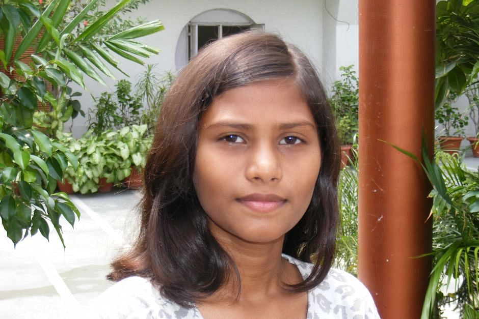 Sushma Verma finished her Msc at the age of 15.
