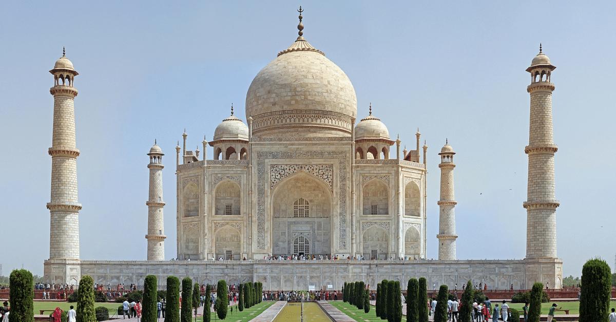 Connect to Free Wi-Fi at the Taj Mahal