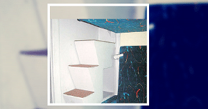 Prototype: Steps of the ladder in the AC coach