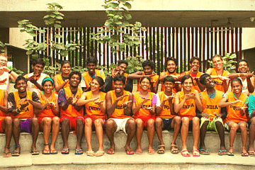 u23 ultimate frisbee team india