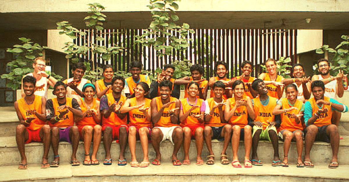 How a first-time Indian frisbee team plans to stake its claim at the the Ultimate World Championships
