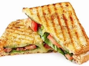 Vegetarian Toasted Sandwiches