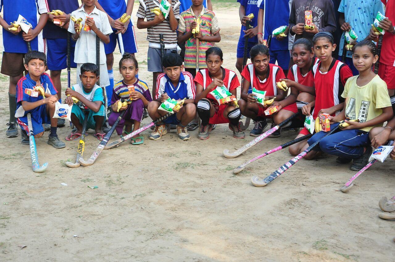 Children of Jalaldiwal Vllage