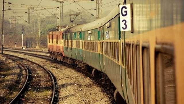 India train Image copyright AP Image caption India s railways