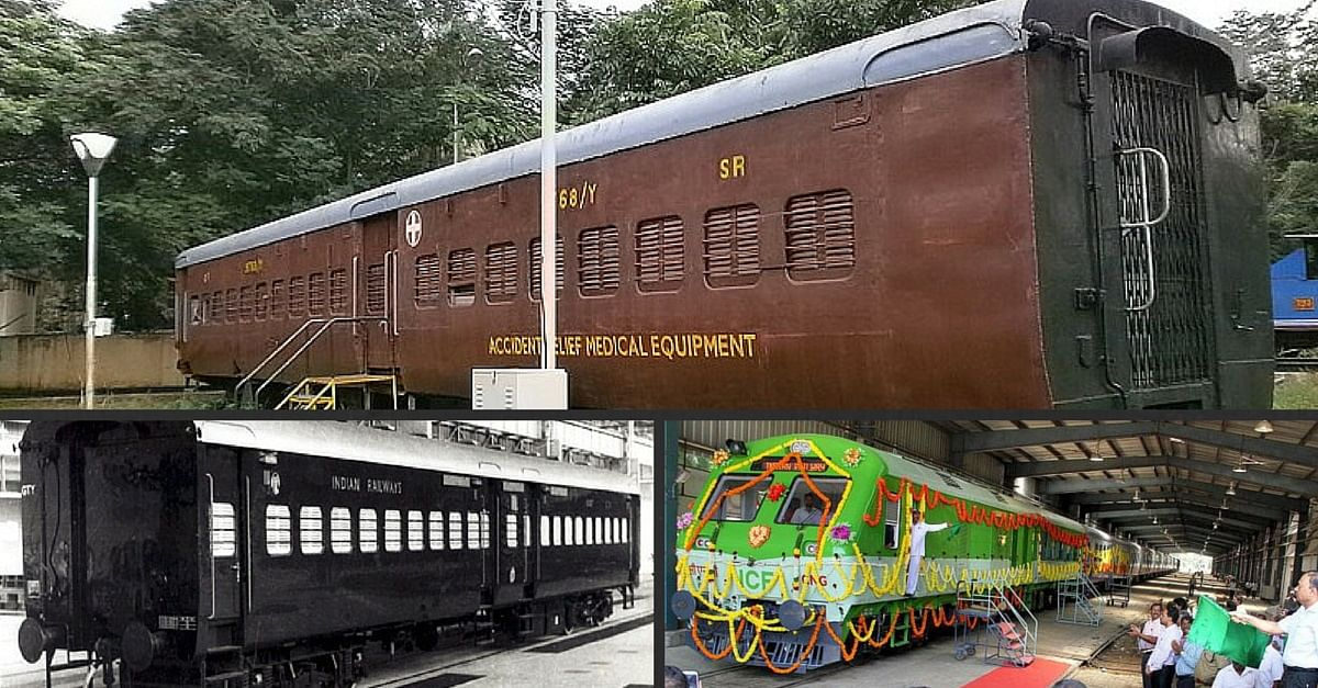 IN PICTURES: Journey of the Only Rail Coach Manufacturing Unit in the World to Make 50,000 Coaches