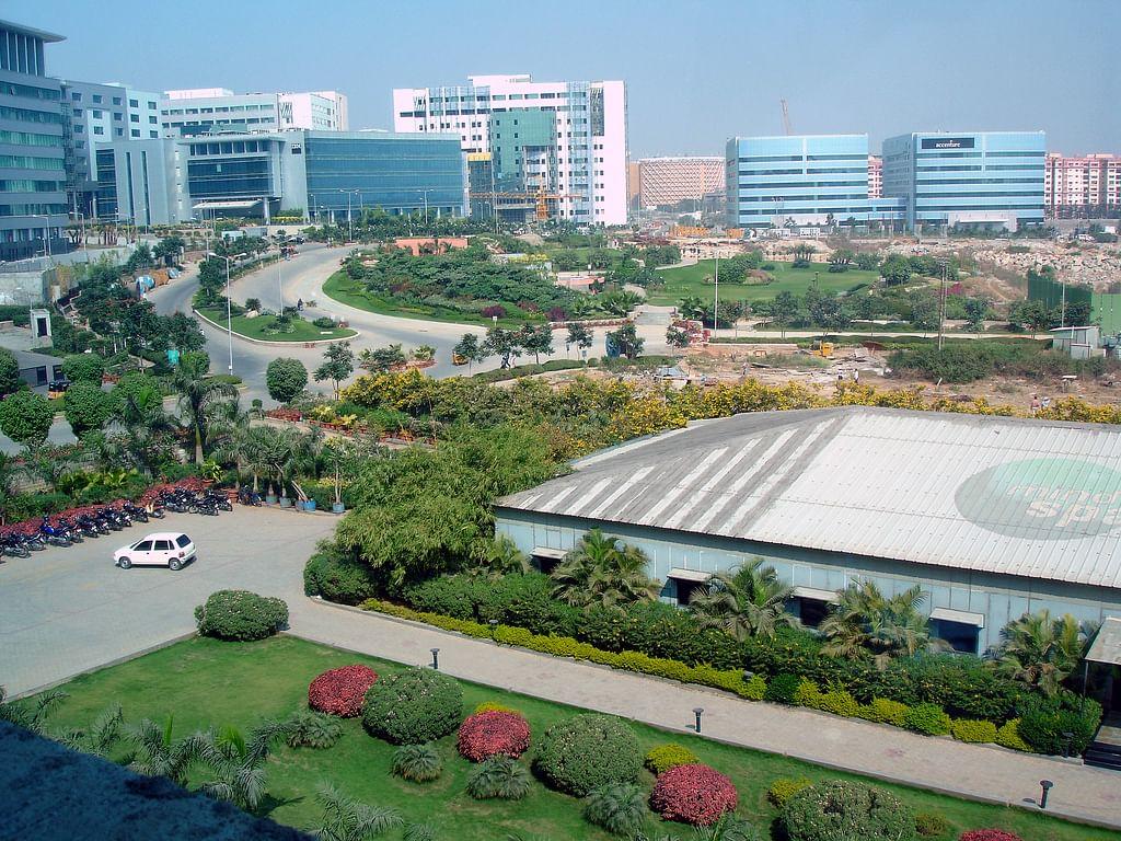 MindSpace_campus_in_Hyderabad,_India