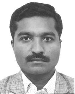 Mr.Pravinjith K P, the man behind the idea.