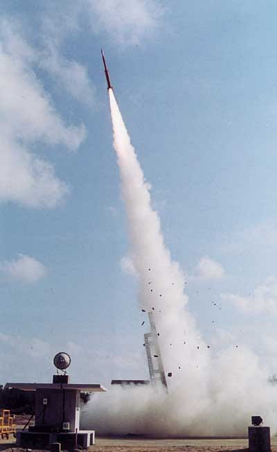 Launch Of RH-300 Mk2 From TERLS