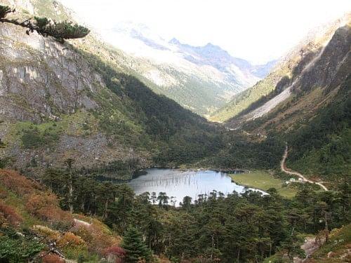 Shungaster lake