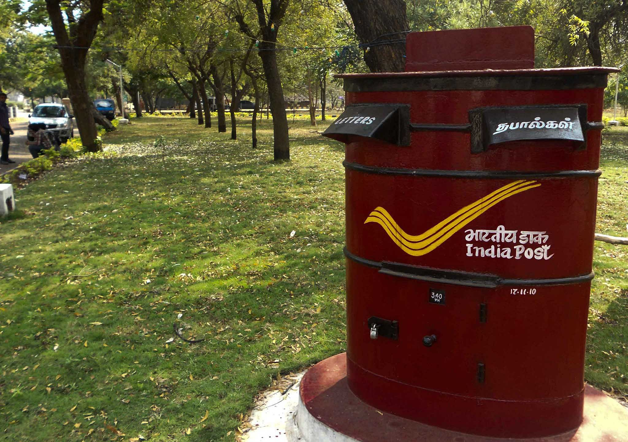 The_Indian_Postbox