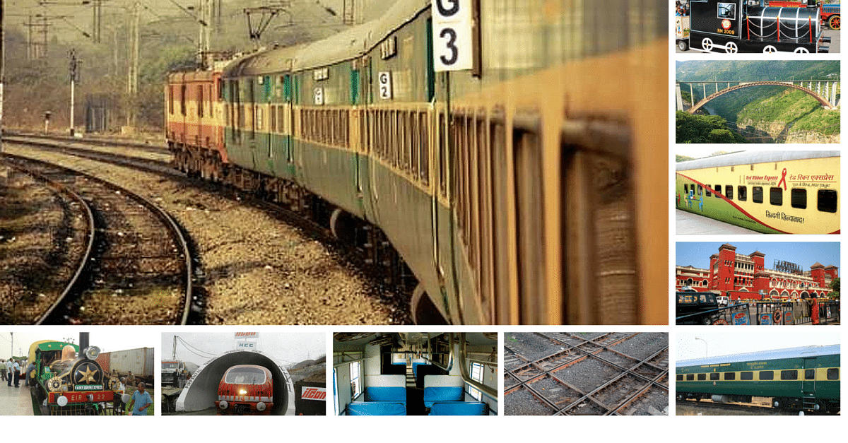 20 Incredible Facts About Indian Railways That You Probably