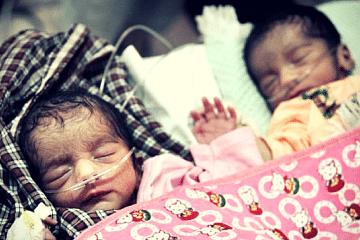 babies rural India