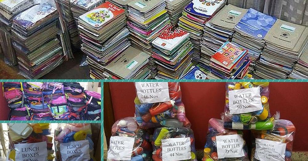 bags books blessings