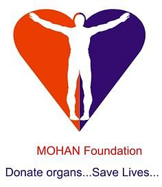 The app helps you register for organ donation without having to go through extensive paperwork.