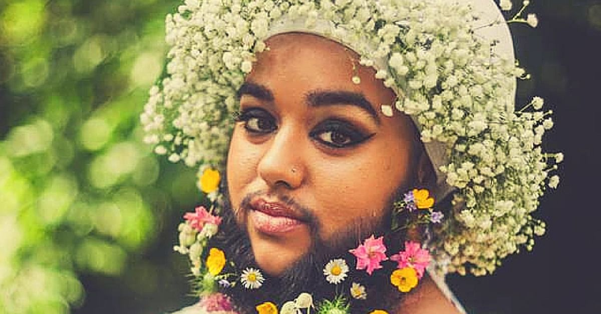 The Amazing 'Bearded Dame' who is Redefining Beauty Around the World