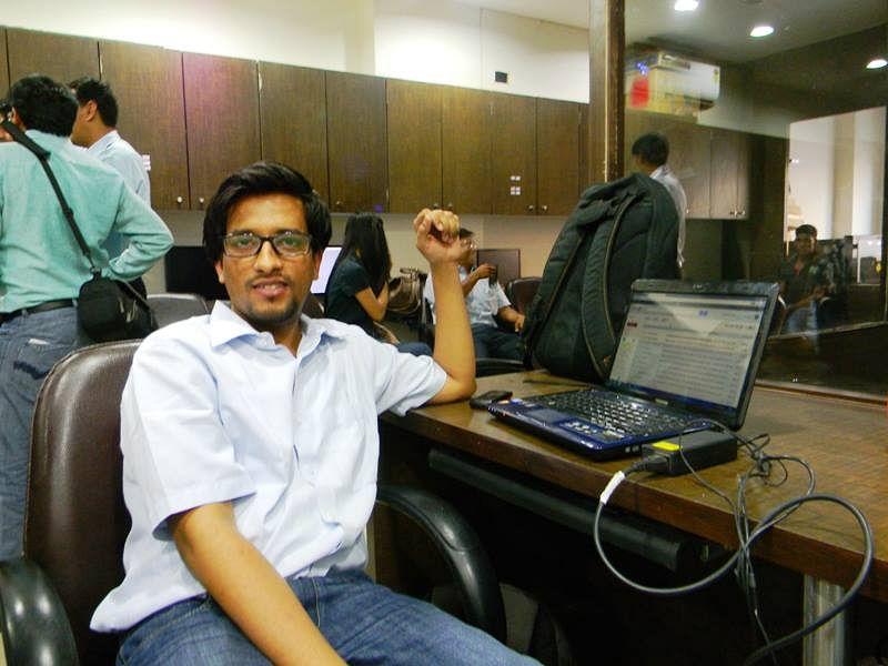 Job 2, Market researcher, Gujarat
