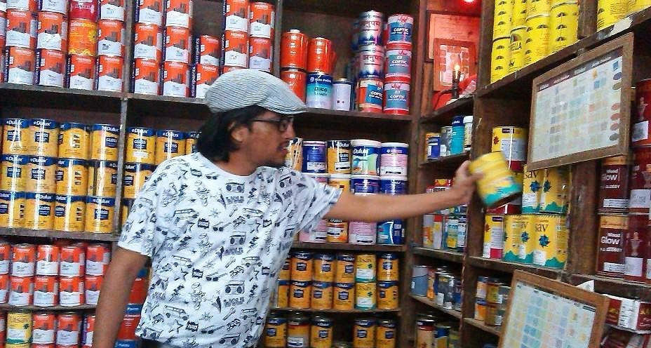 Job 23, Hardware store worker, Nagaland.