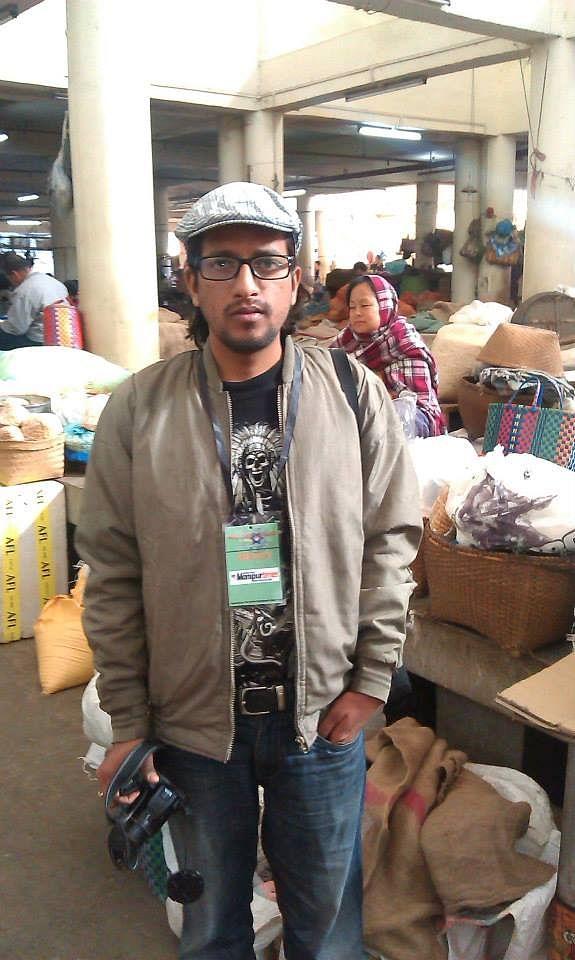 Job 24, Journalist, Manipur.