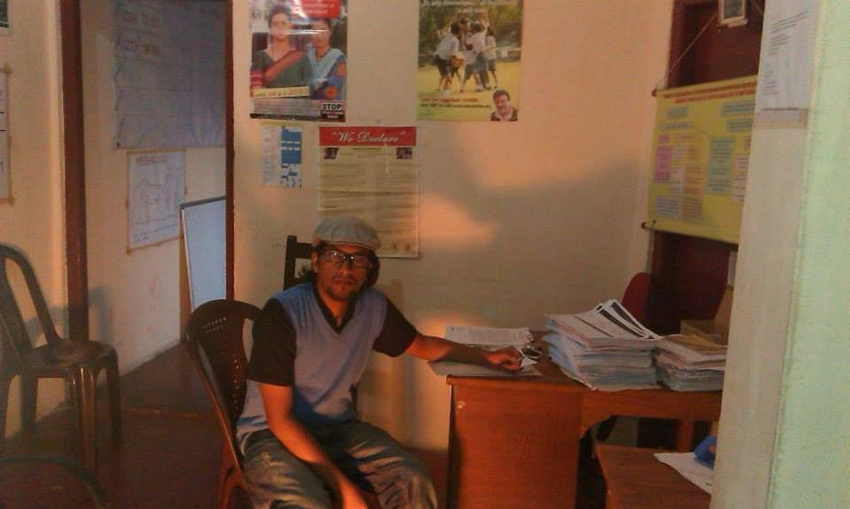 Job 27, Volunteer @ MSNP+ Society, Meghalaya.