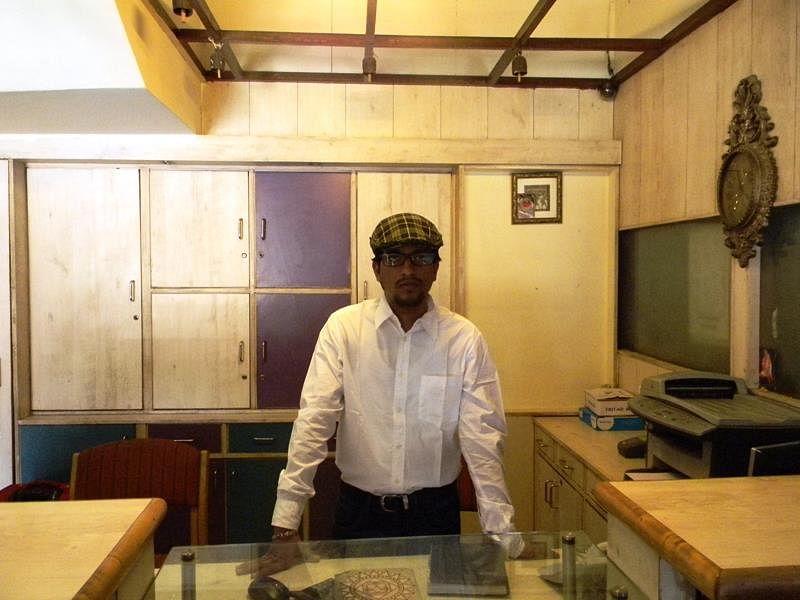 Job 3, Hotel manager, Rajasthan.