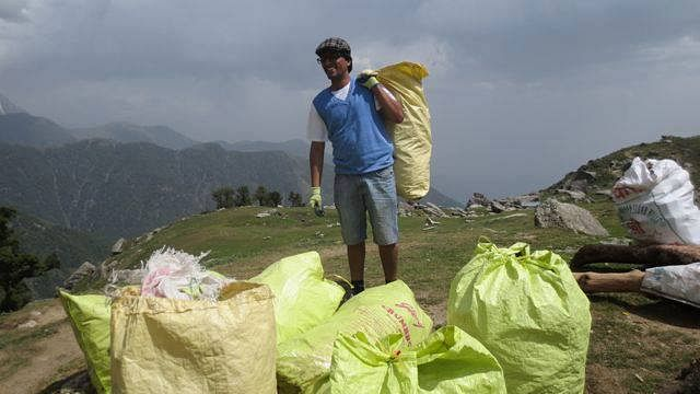 Job 4, Waste Warrior, Himachal Pradesh