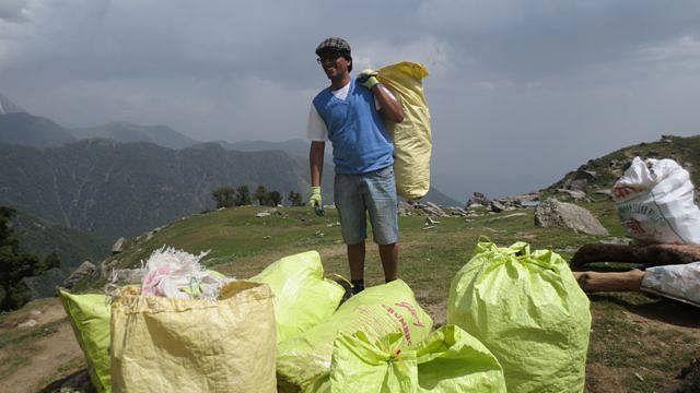 Job 4, Waste Warrior, Himachal Pradesh